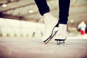 Катание на коньках польза