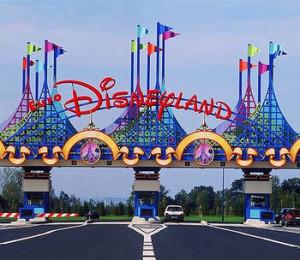 Франция – Disneyland (Диснейленд)