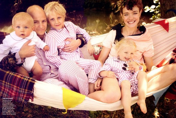 Семья Водяновой
