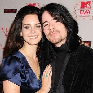 Лана с мужем Барри