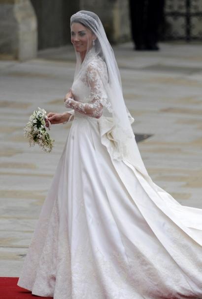 Свадебное платье Кейт Миддлтон - Главный женский форум Хабаровска
