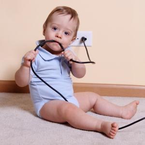 Как создать для малыша безопасное пространство дома?
