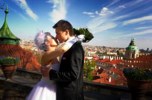 Свадьба в Праге – как воплощение фантастической мечты