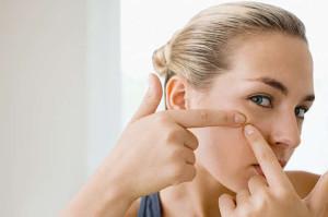 Угревая сыпь: причины появления