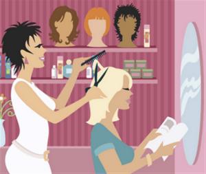 Почему так популярны салоны красоты?