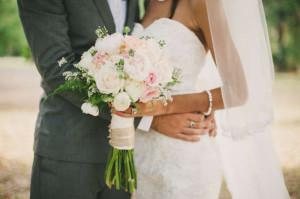 Подготовка к свадебной церемонии