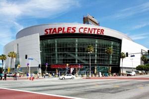 Стэйплс-центр (Staples Center) в Калифорнии