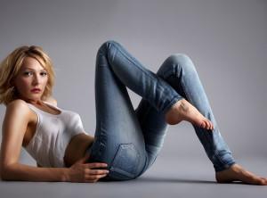 Разнообразие джинсовой моды лета 2014!