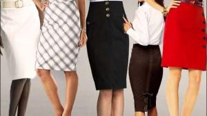 Самые актуальные юбки 2014 года