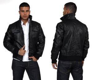 Кожаная куртка – признак долговечности и качества.