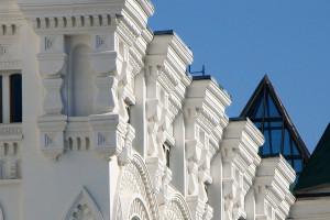 Качественные архитектурные элементы в Симферополе