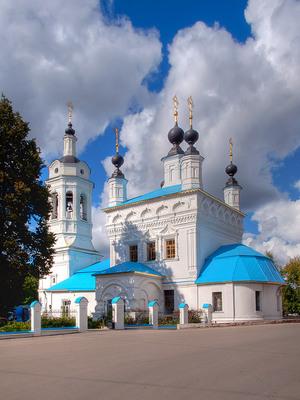 Церковь Покрова на Рву