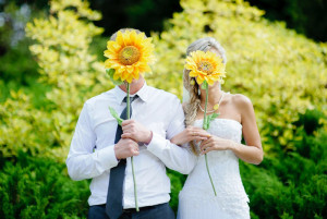 Как провести свадьбу летом?