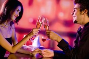 Романтический ужин в подарок на день рождения