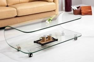 Стеклянный стол - лучшее решение для современных квартир