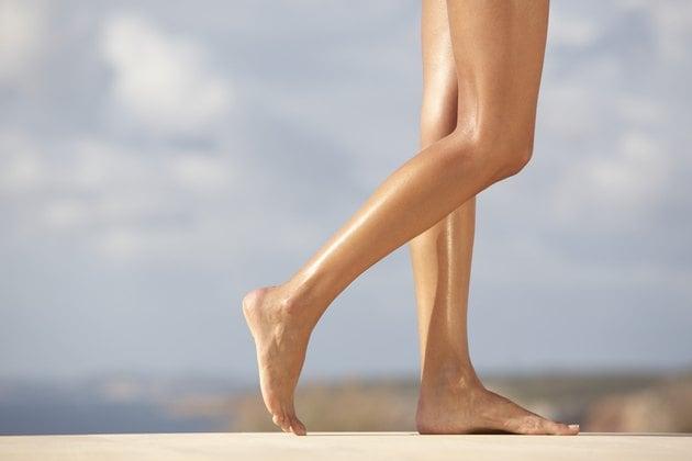 худые ноги