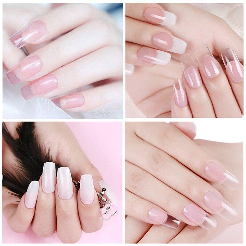 виды ногтей